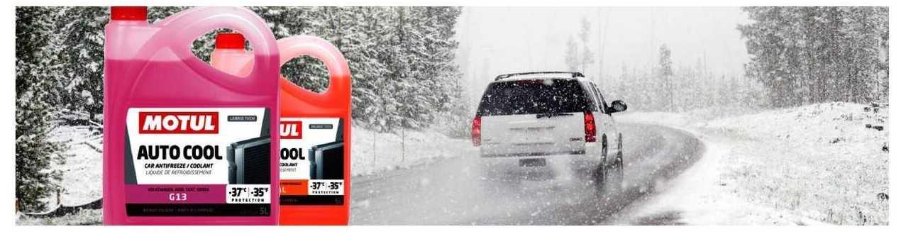 Anticongelante de coche - Autotic